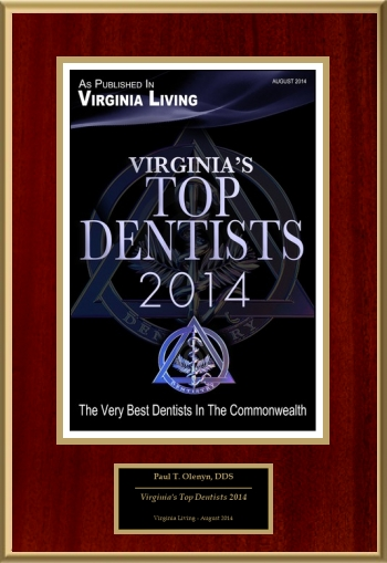 Virginia's Top Dentists 2014