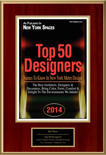 Top 50 Designers: Names To Know In New York Metro Design