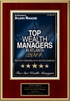 2014 Top Five Star Wealth Managers In Atlanta