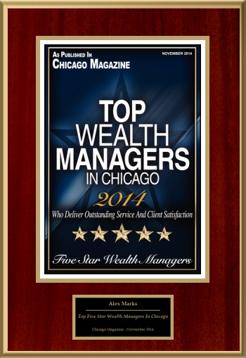 Top Five Star Wealth Managers In Chicago