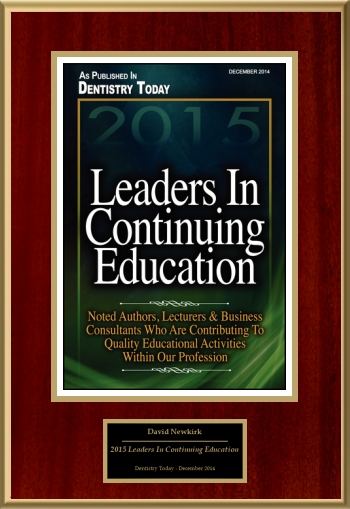 2015 Leaders In Continuing Education