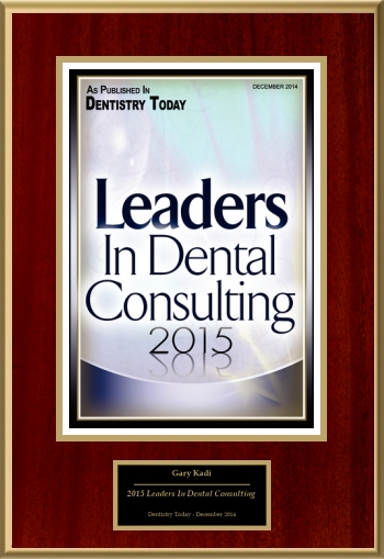 2015 Leaders In Dental Consulting