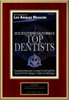 2015 Southern California's Top Dentists