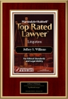 Martindale-Hubbell Top Rated Lawyers in Litigation