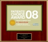 Patients' Choice 2008