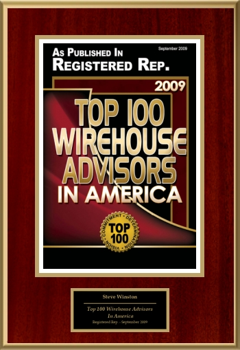 Top 100 Wirehouse Advisors In America