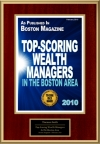 Top-Scoring Wealth Managers In The Boston Area