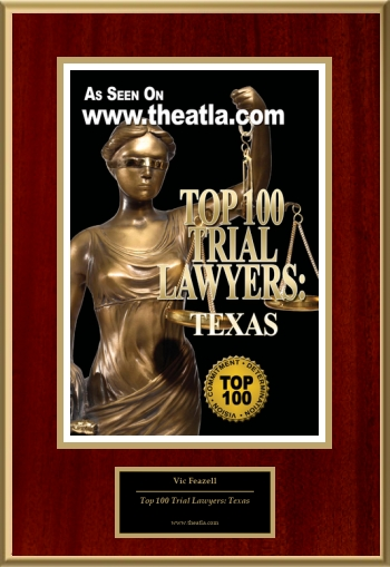 Top 100 Trial Lawyers: Texas
