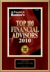 Top 100 Financial Advisors 2010