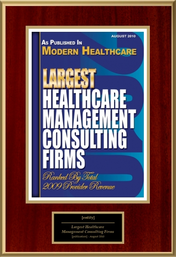 Largest Healthcare Management Consulting Firms | American Registry ...