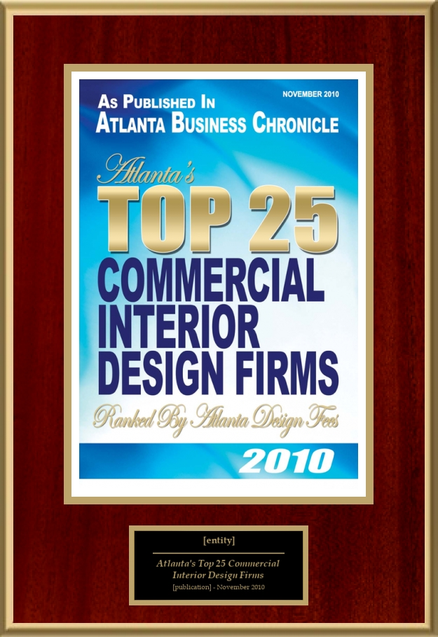 Atlanta's Top 25 Commercial Interior Design Firms | American
