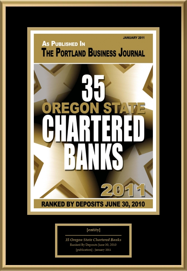 What are some banks in Portland, Oregon?