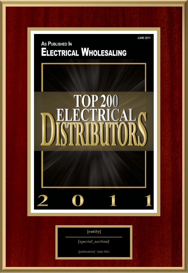 Top 200 Electrical Distributors American Registry