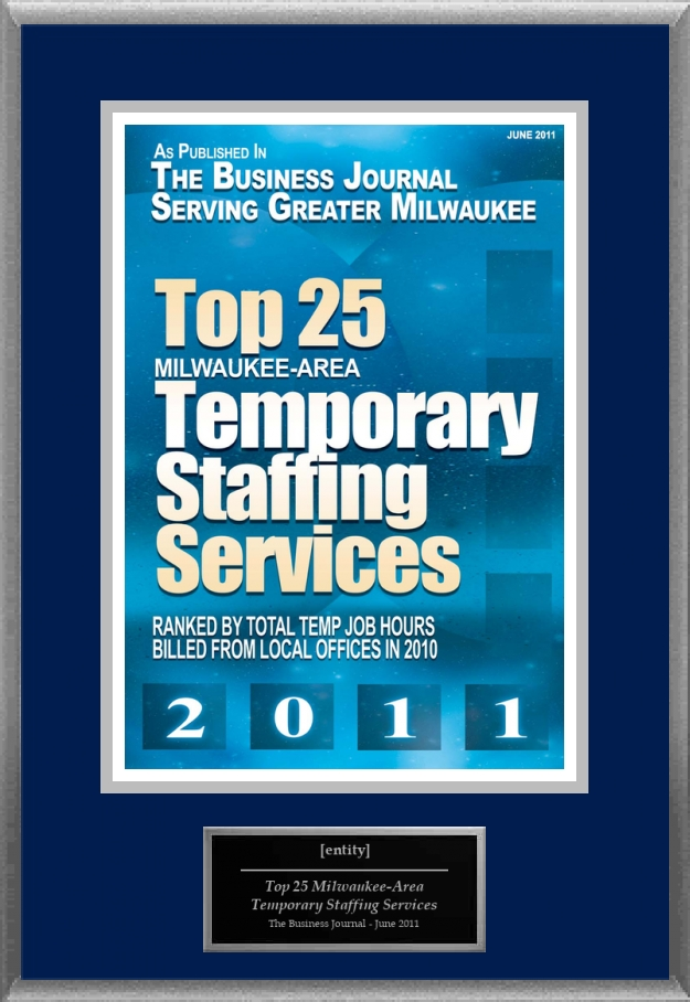 Temp Staffing Banners Sport Uniform Banners