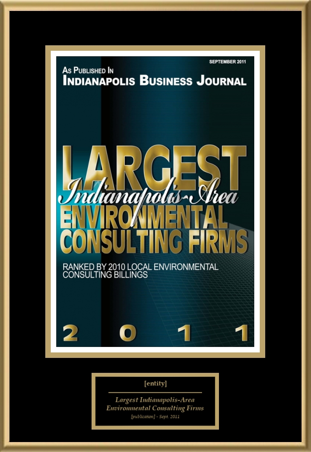 Largest Indianapolis-Area Environmental Consulting Firms