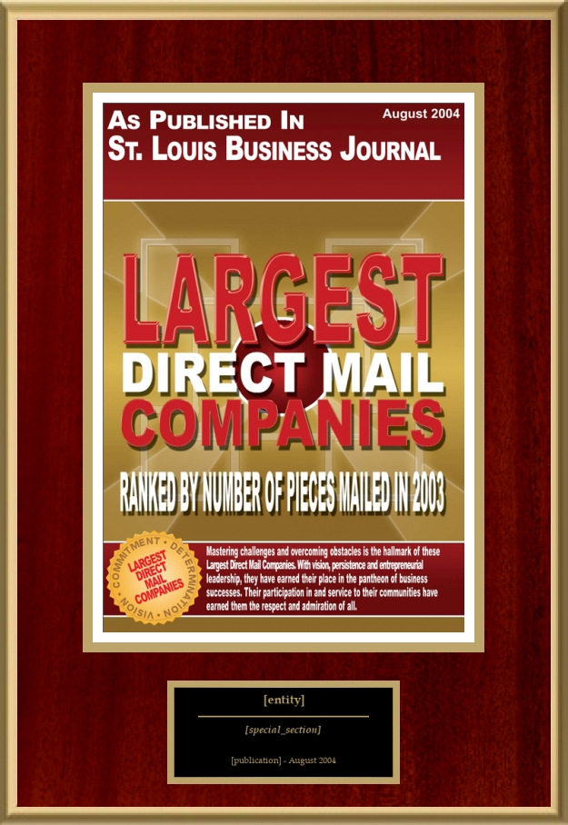Largest Direct Mail Companies | American Registry