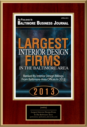 Largest Interior Design Firms In The Baltimore Area American