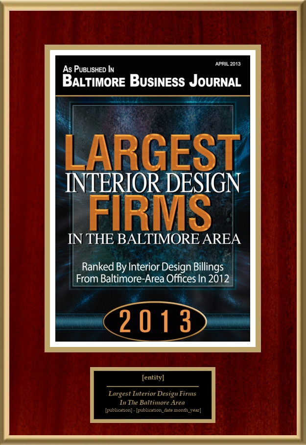 Largest Interior Design Firms In The Baltimore Area