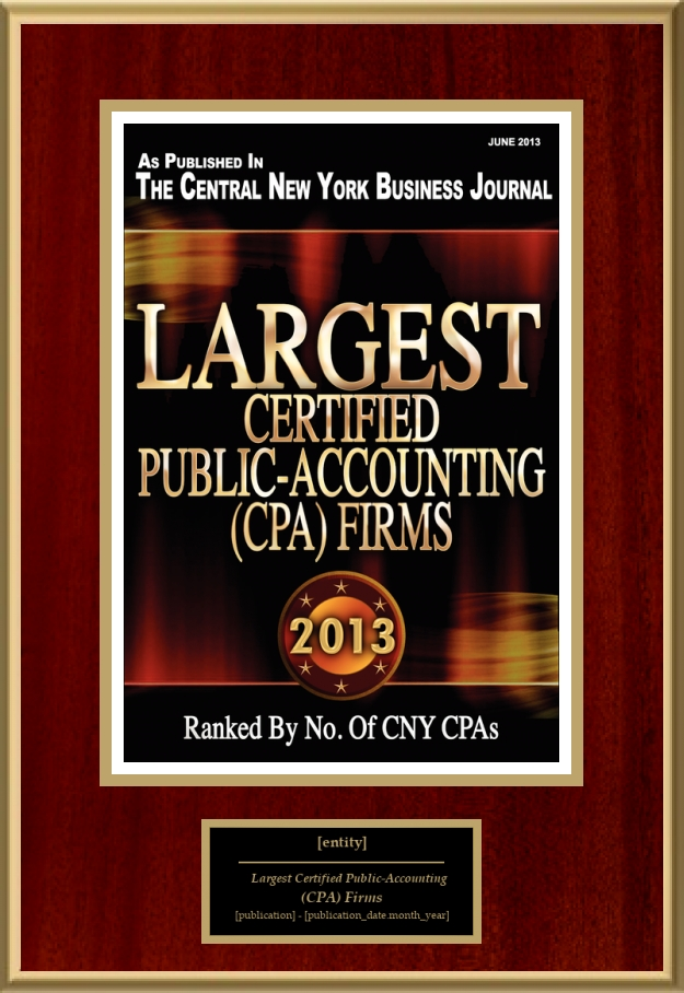 Largest Certified Public-Accounting (CPA) Firms | American Registry