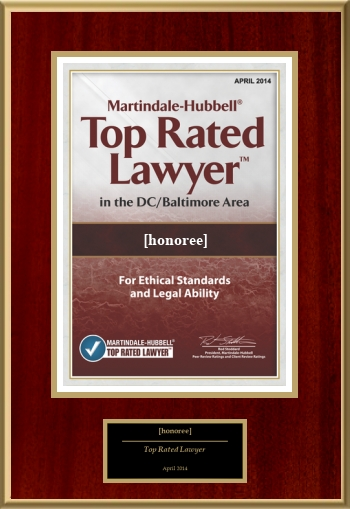 Martindale-Hubbell Top Rated Lawyers, 2014 | American Registry ...