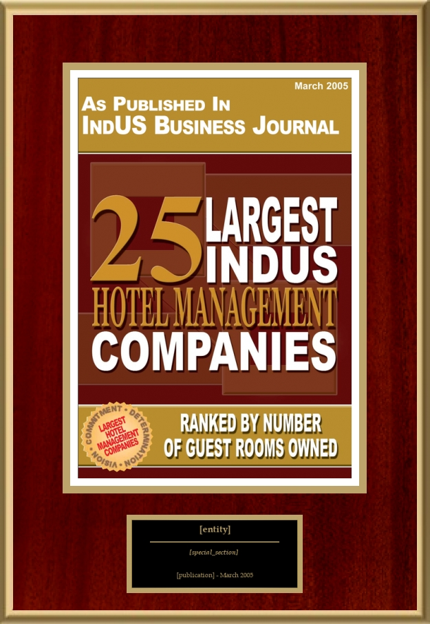 25 Largest Indus Hotel Management Companies | American ...