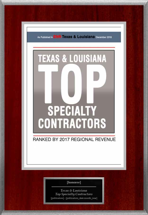 Texas & Louisiana Top Specialty Contractors | American