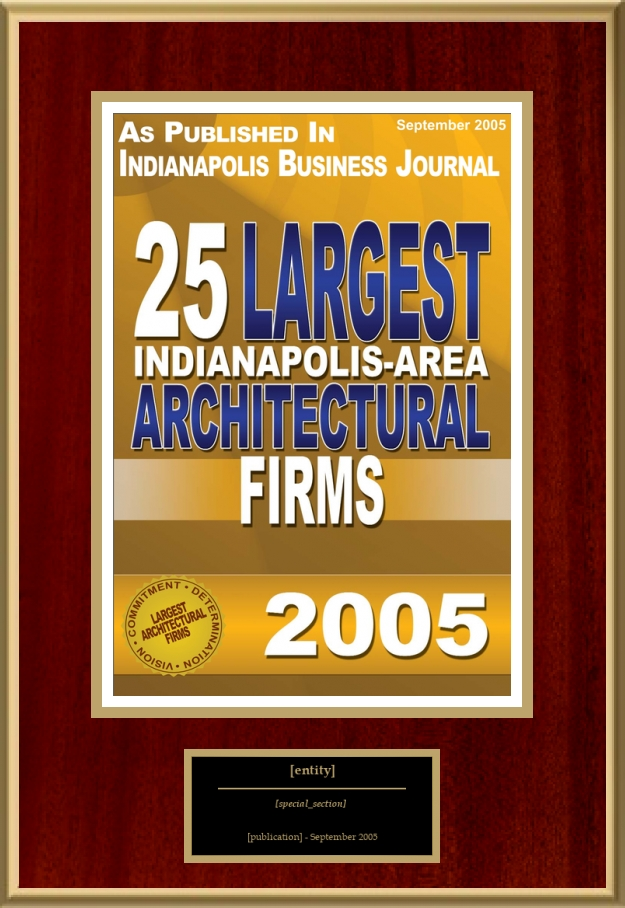 25 Largest Indianapolis Area Architectural Firms American Registry
