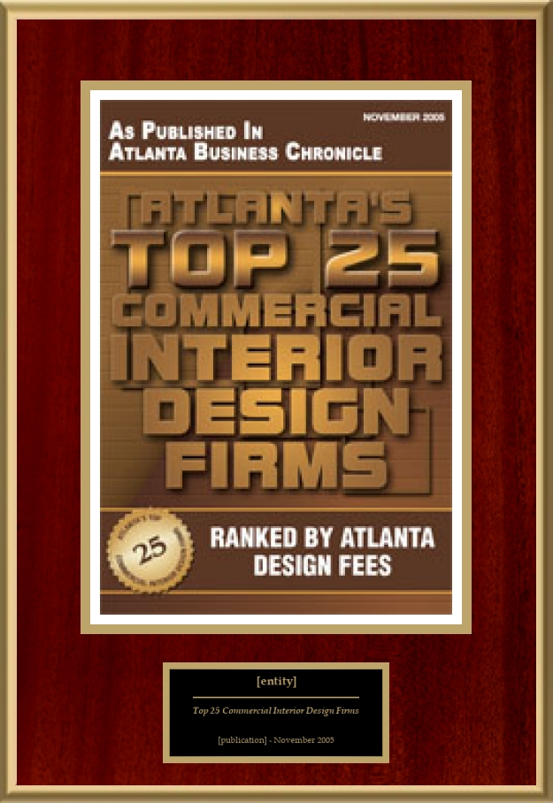 Atlantas Top 25 Commercial Interior Design Firms