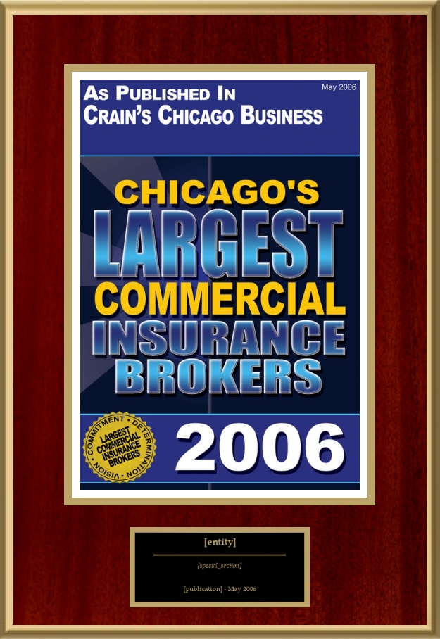 Commercial Insurance Brokers >> Chicago S Largest Commercial Insurance Brokers American Registry