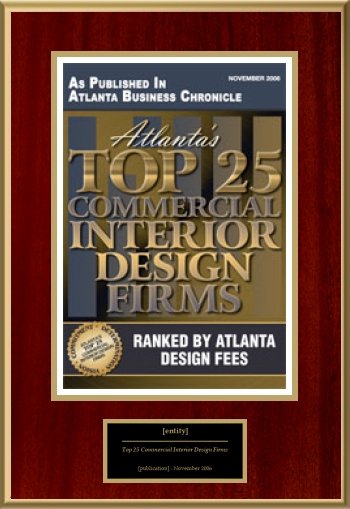 Atlantau0027s Top 25 Commercial Interior Design Firms