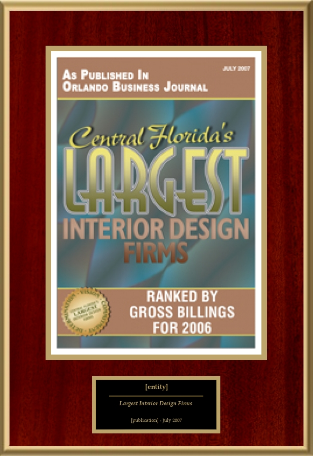 Central Floridas Largest Interior Design Firms