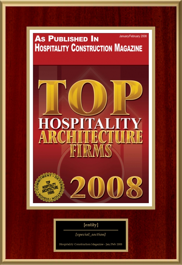 Top hospitality architecture firms american registry for Top hospitality architecture firms