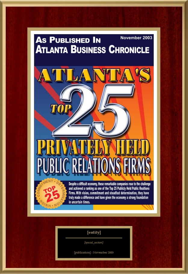 Celebrity public relations firms atlanta