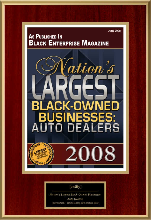 Nation S Largest Black Owned Businesses Auto Dealers