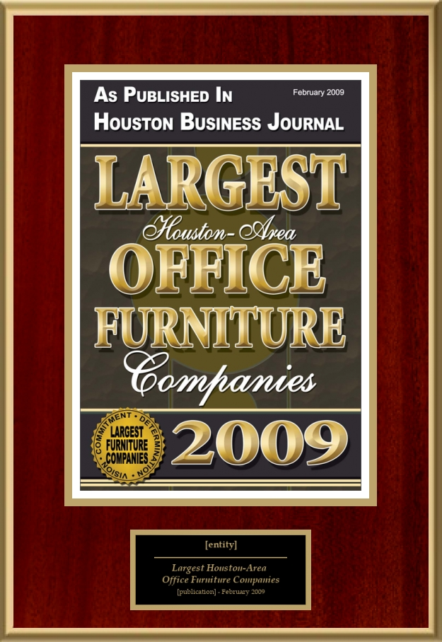 largest houston area office furniture companies american registry