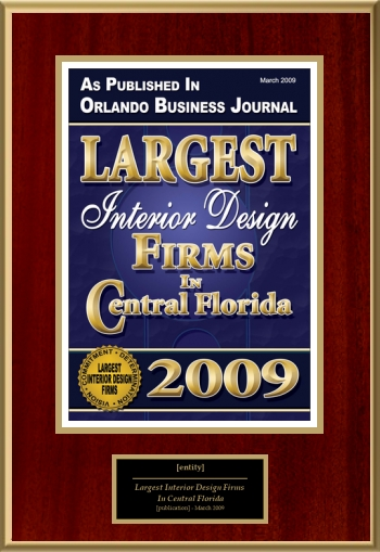 Largest Interior Design Firms In Central Florida