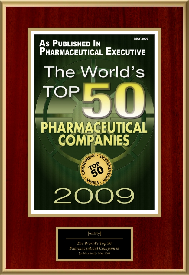 The World's Top 50 Pharmaceutical Companies | American