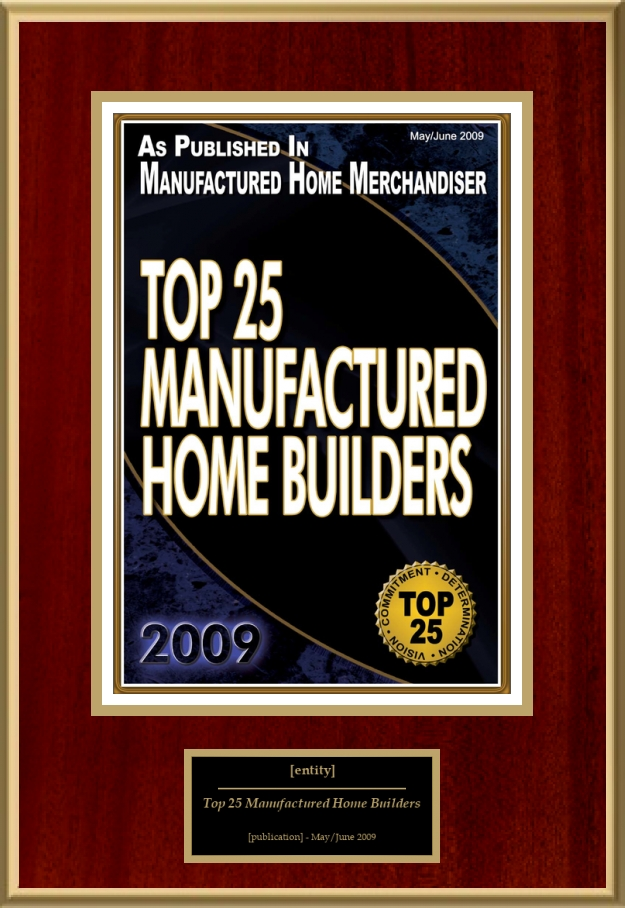 Top 25 Manufactured Home Builders | American Registry - Recognition Manufactured Home Builders on multi family home builders, construction home builders, residential home builders, bungalow home builders, guest house builders, farm home builders, ranch home builders, prefab home builders, cape cod home builders, natural home builders, contemporary home builders, custom home builders, small home builders, manufactured park model log homes, duplex home builders, cabin home builders, colonial home builders,