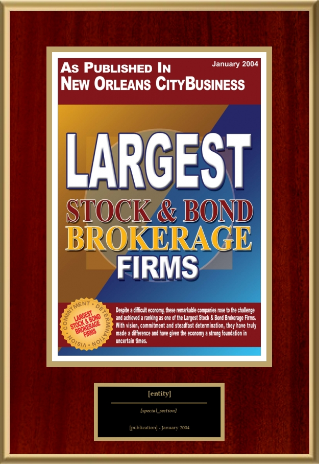 Largest Stock Amp Bond Brokerage Firms American Registry
