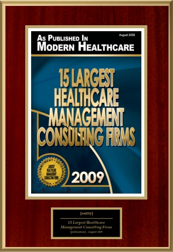 15 Largest Healthcare Management Consulting Firms | American ...