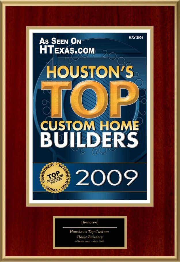 Houston S Top Custom Home Builders